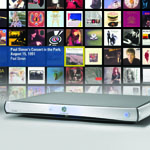 Kaleidescape Music Player